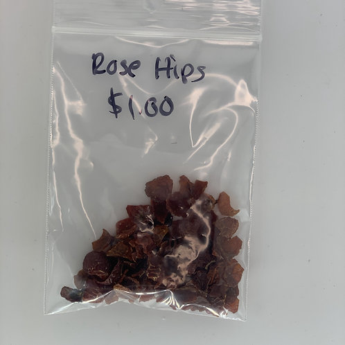 Elderberry Syrup Add-on: Rose Hips