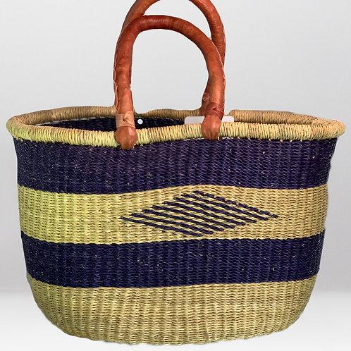 Handcrafted African Basket