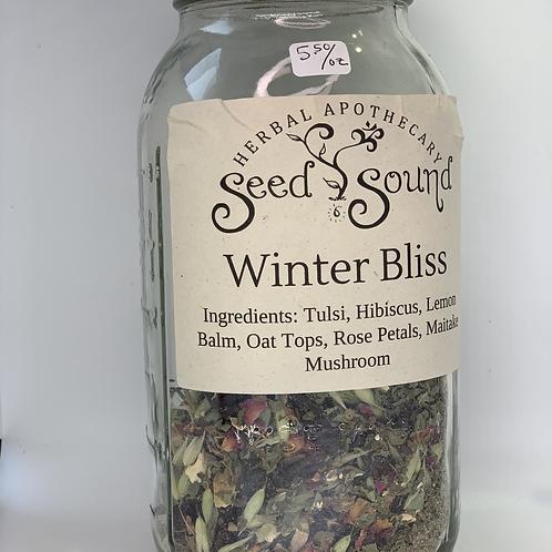 Winter Bliss Tea Blend 1oz