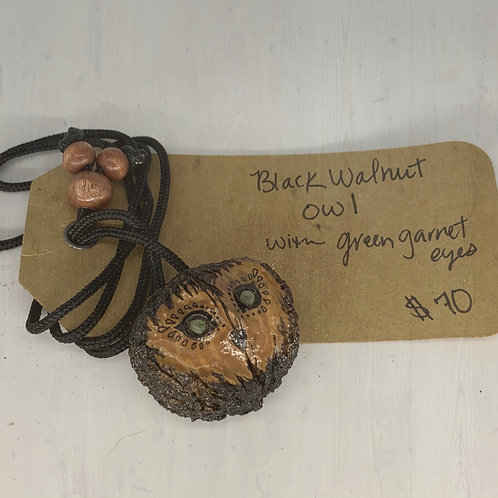 Jewelry - Authentic Black Walnut Necklace