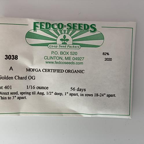 Golden Chard Seeds