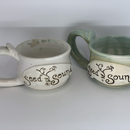 Seed Sound Herbal Tea Drinking Cup