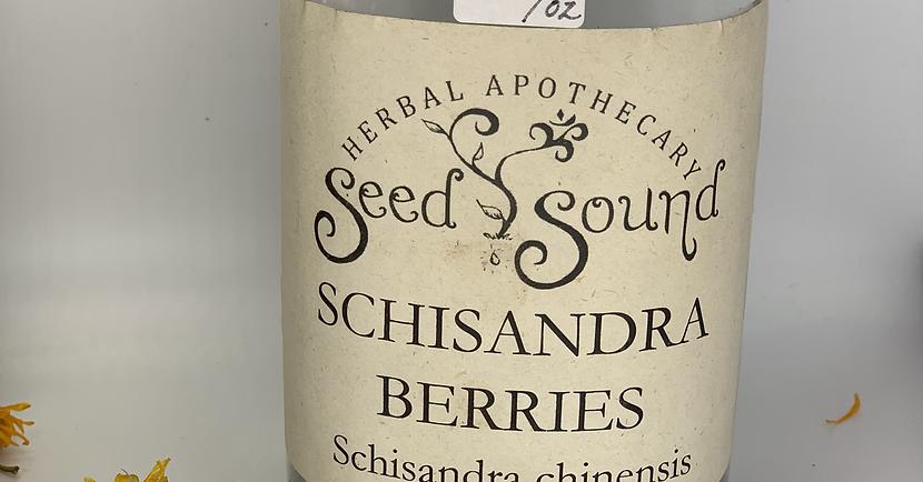 Schisandra Berries Tea Blend 1oz