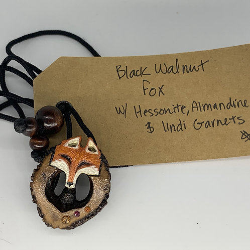 Jewelry - Authentic Black Walnut Necklace