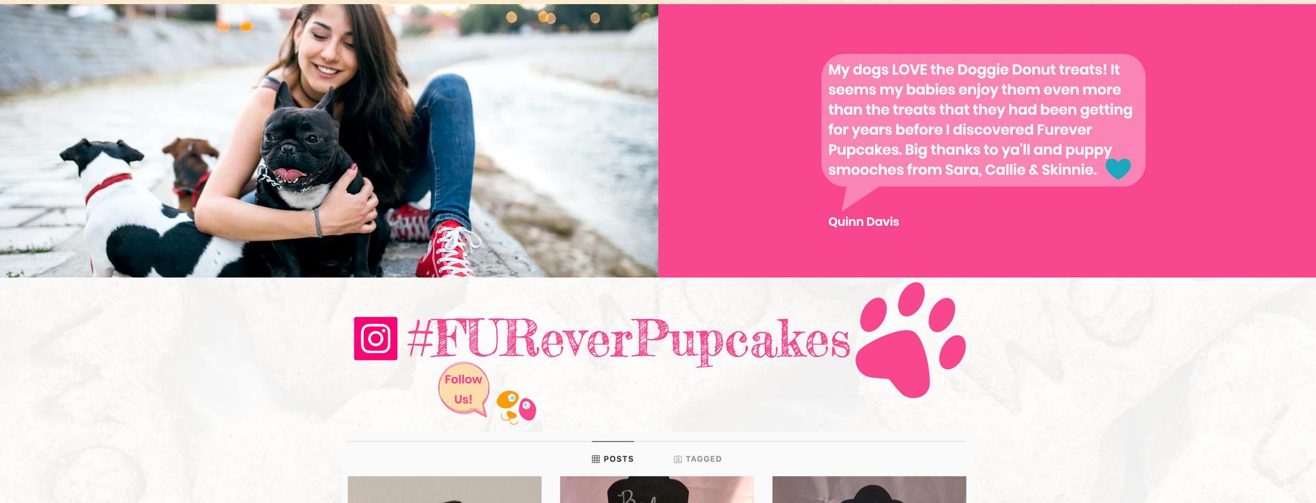 Furever Pupcakes