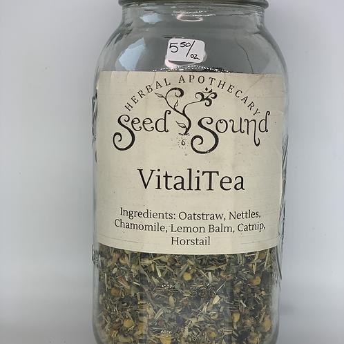 VitaliTea Tea Blend 1oz