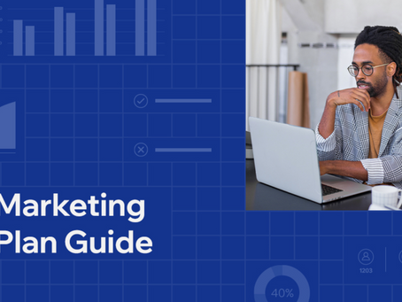 Marketing Plan Template: Step-by-Step Guide Plus Examples