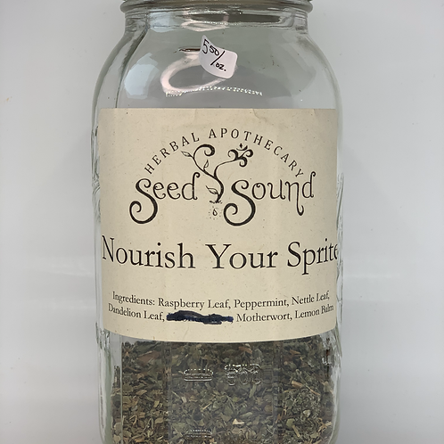 Nourish Your Spirite Tea Blend 1oz