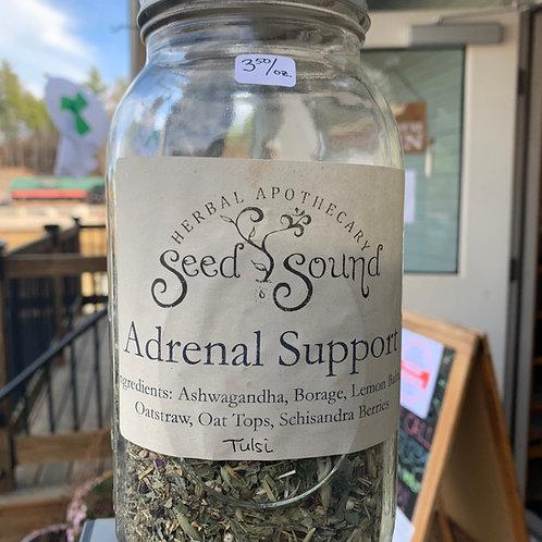 Adrenal Support Tea Blend 1oz