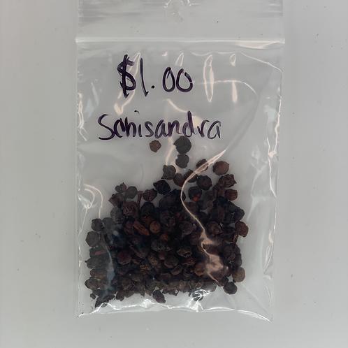 Elderberry Syrup Add-on: Schisandra