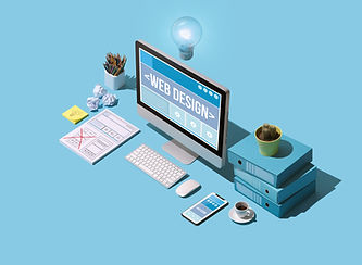 Professional web design and website deve