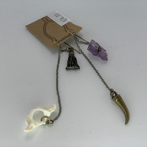 Jewelry - Wishbone Earrings