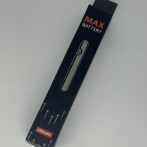 Vape Batteries: MAX (mini) Push Battery