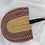 Thumbnail: Handcrafted African Fan Blade
