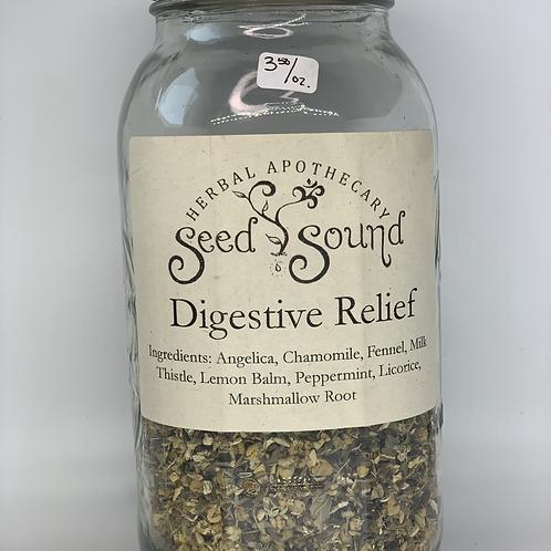 Digestive Relief Tea Blend 1oz