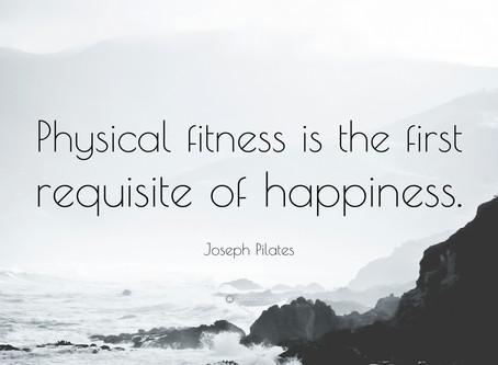 Zakaj pilates?