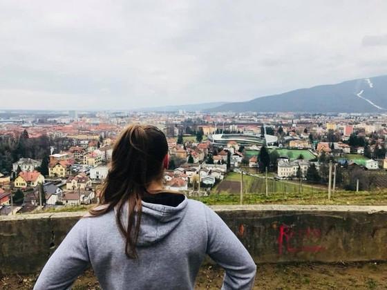 Pogled na naš Maribor, naš dom❓