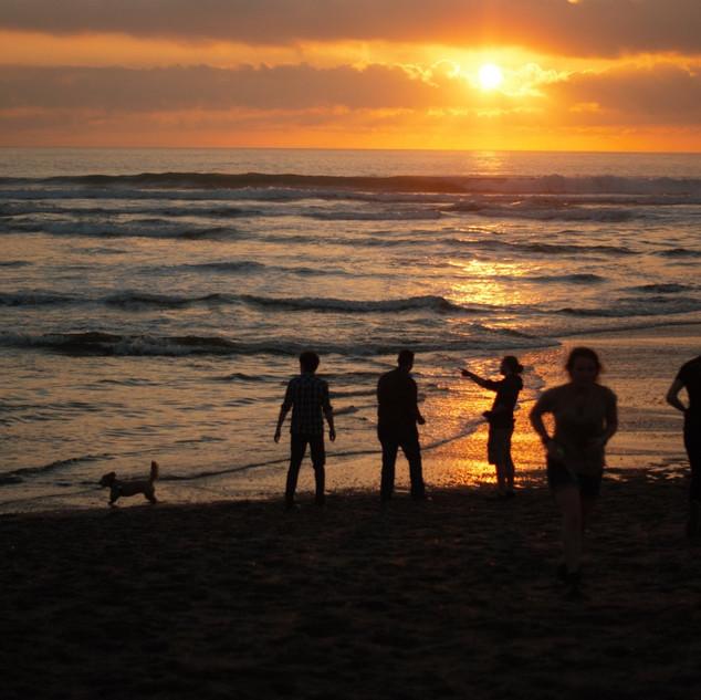 AMG Beach Trip
