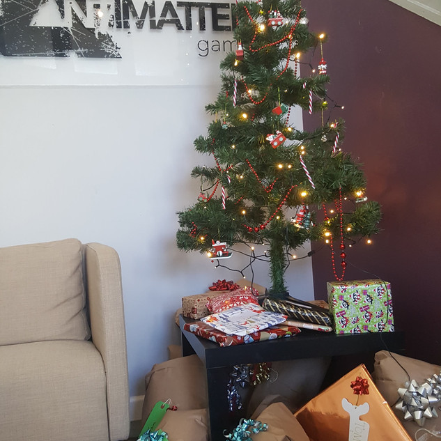 AMG Christmas