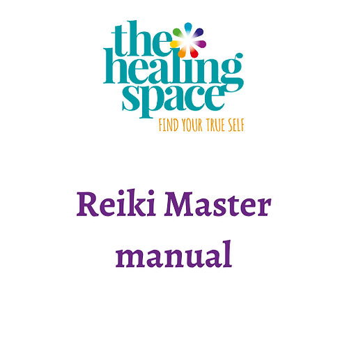 Usui Reiki Master manual