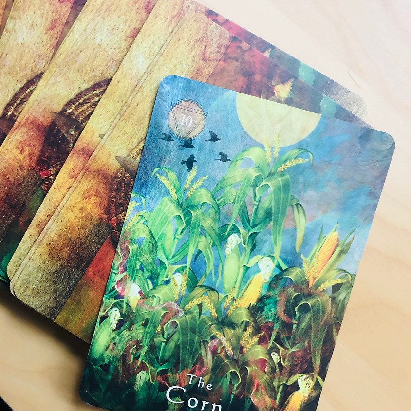 Oracle card workshop -Zoom