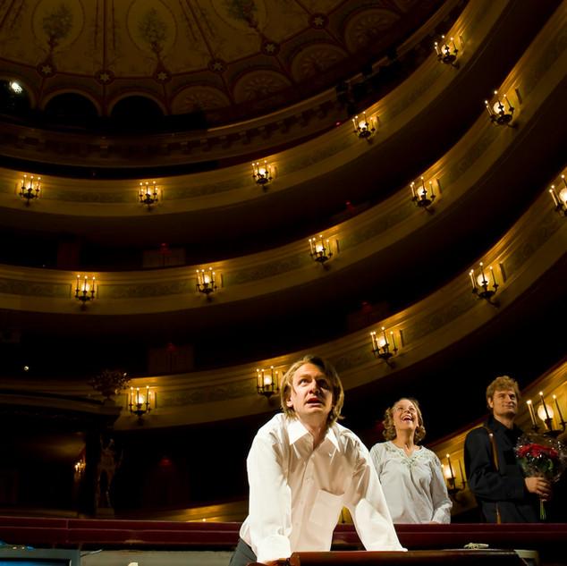 """Orchesterprobe, Traviata, III. Akt"""