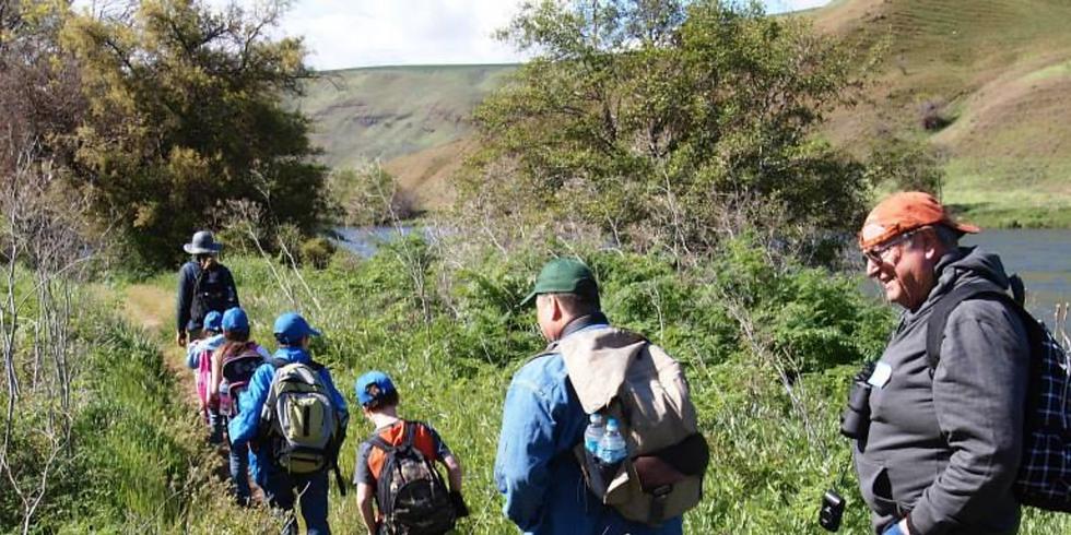 Canceled: Deschutes Wildlife Hike