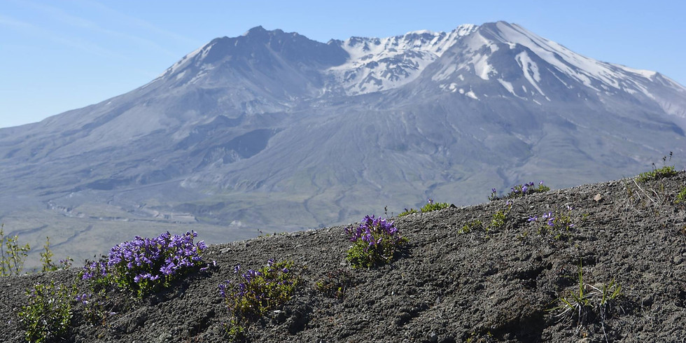 Cancelled: Mount St. Helens Family Camping Trip