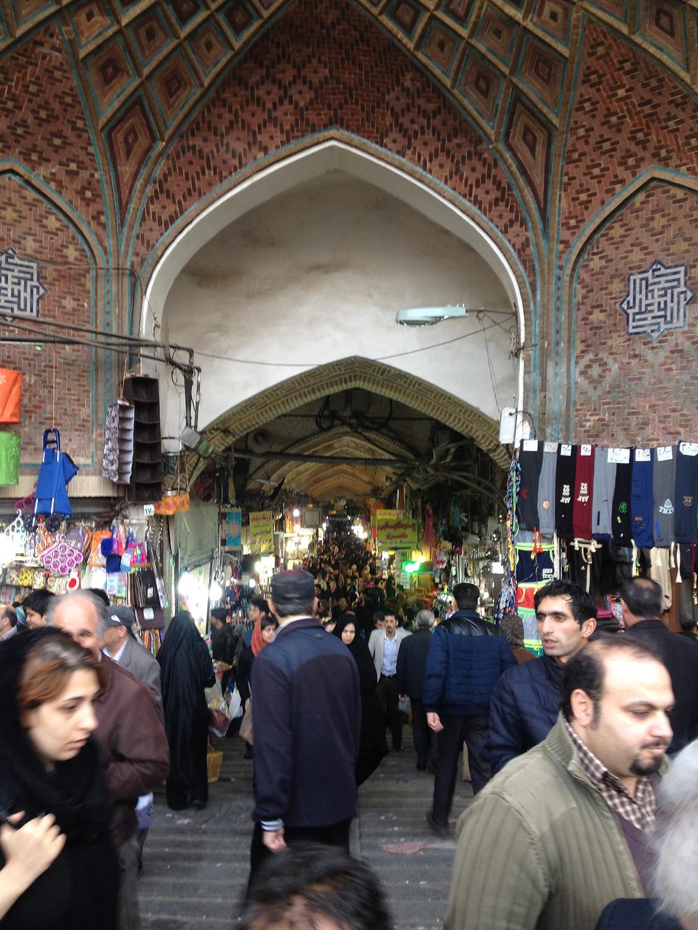 mercado persa