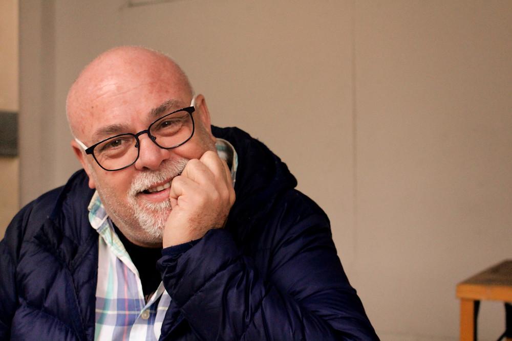 Aldo Méndez, contador de histórias cubano