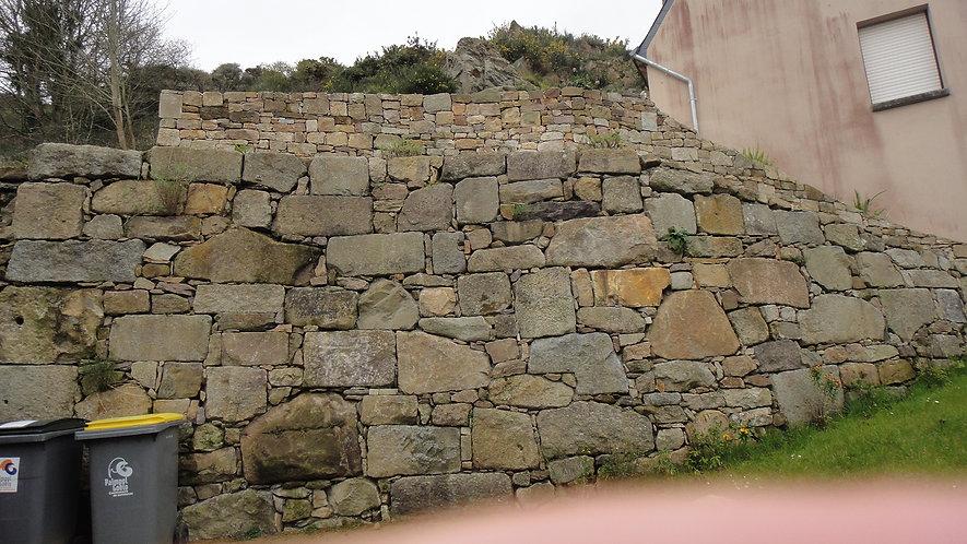 Le Bellec Murs de Soutènement