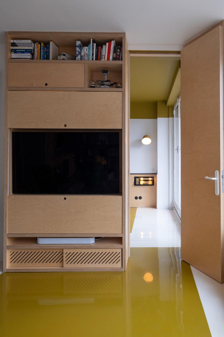 Appartement Hokusai