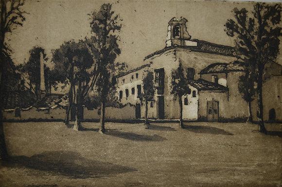 Carpeta TORRENT. El Convent de Monte-Sion.