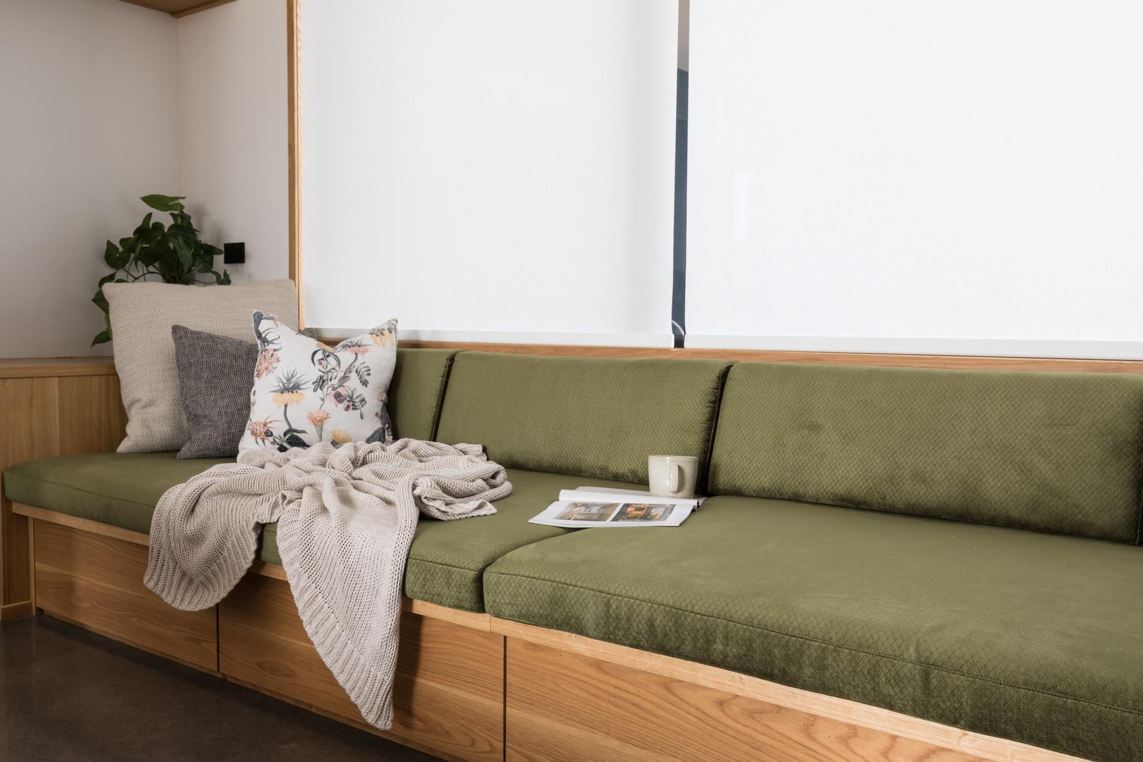 Green Box seat