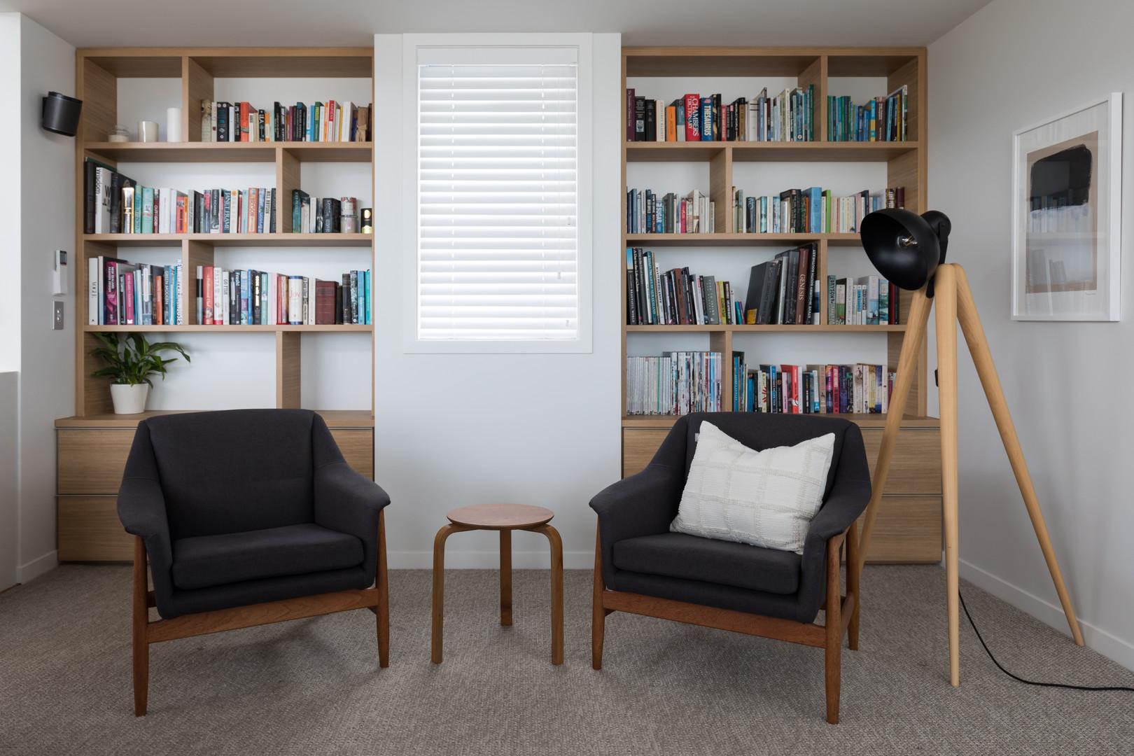 Book Shelf Nook