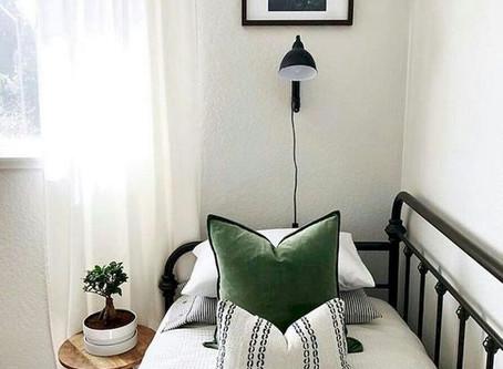 Cushions, make or break!