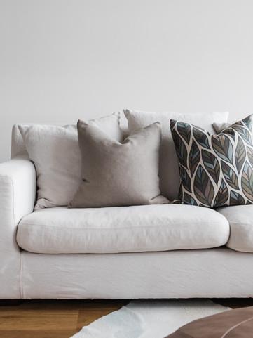 Twill Cushion