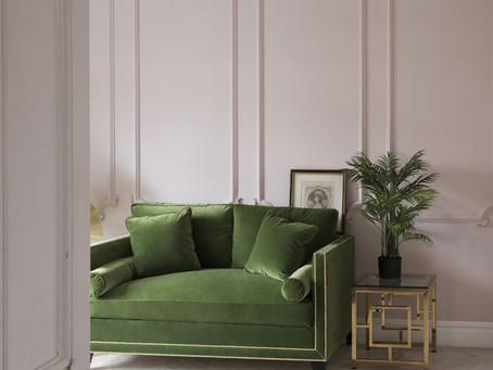 Velvet Furniture and Furnishings