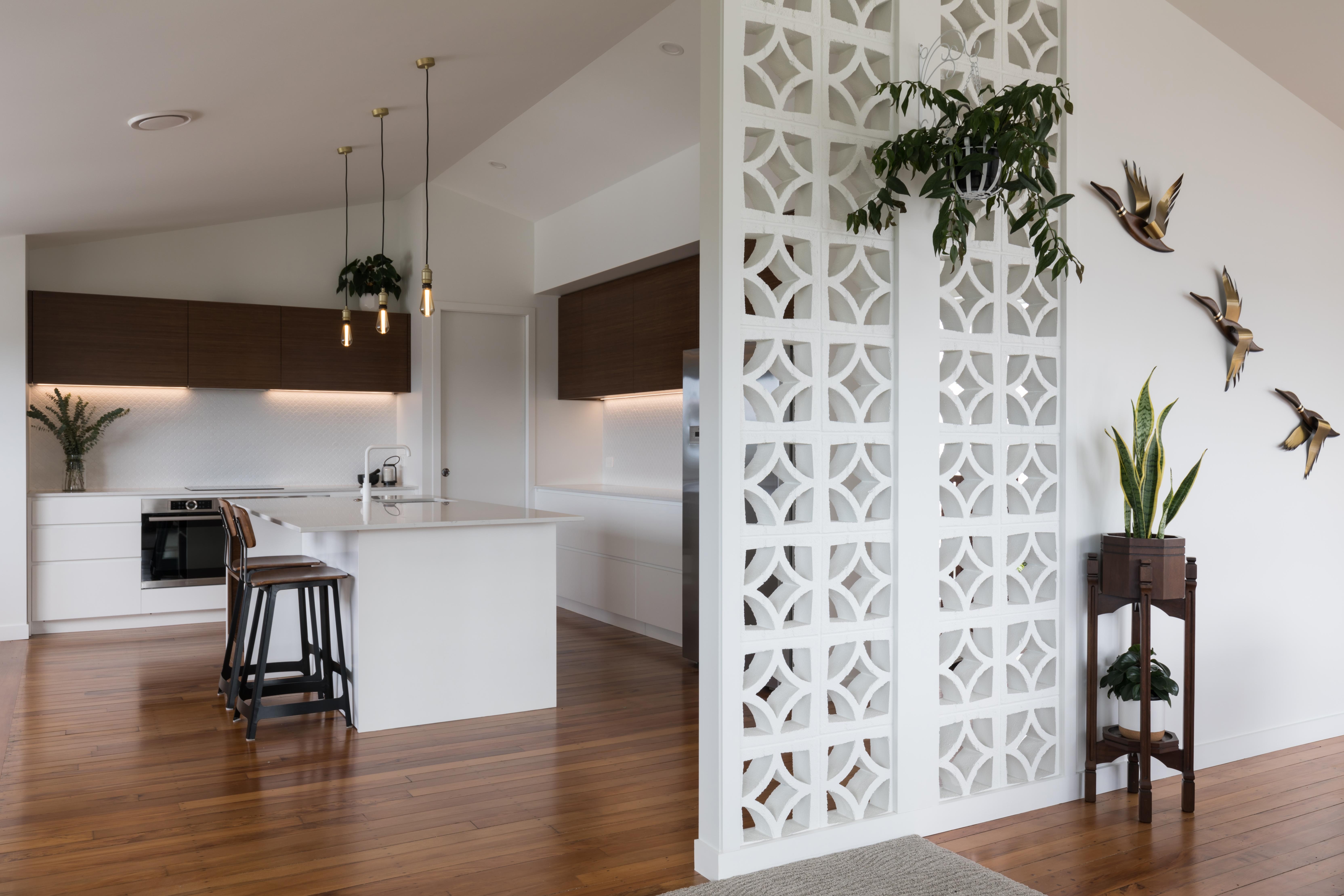 Kitchen Breeze Blocks