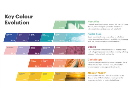 Colour Trend for 2020!