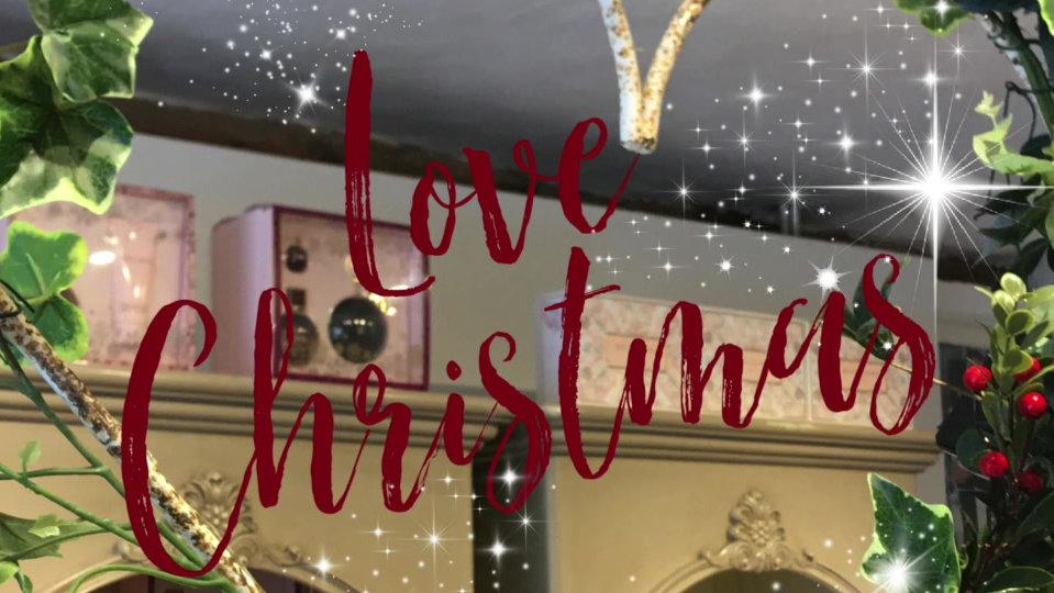 Love Lana Christmas Shopping