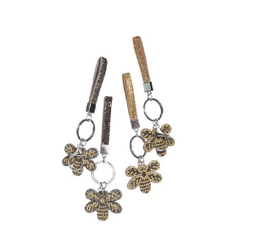 Sparkly Bee Keyring