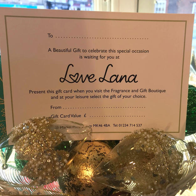Love Lana Gift Card