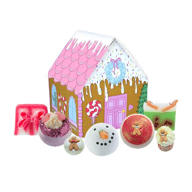 Gingerbread House - Bomb Cosmetics