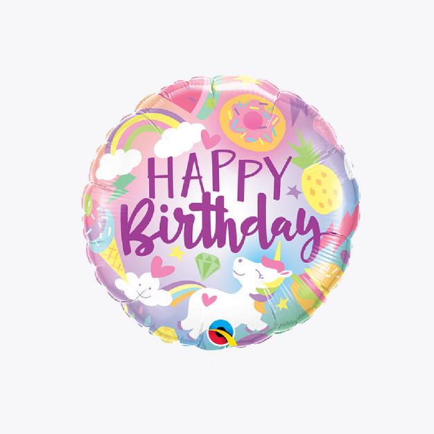 Fantastical Fun- Happy Birthday