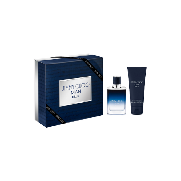 Jimmy Choo Man Blue Gift Set