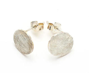 Lianna Circle Earrings