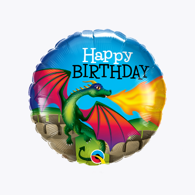 Happy Birthday - Dragon