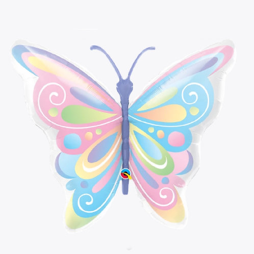 Large Butterfly Balloon