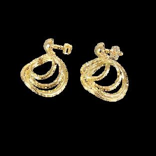 Kim Earrings Gold